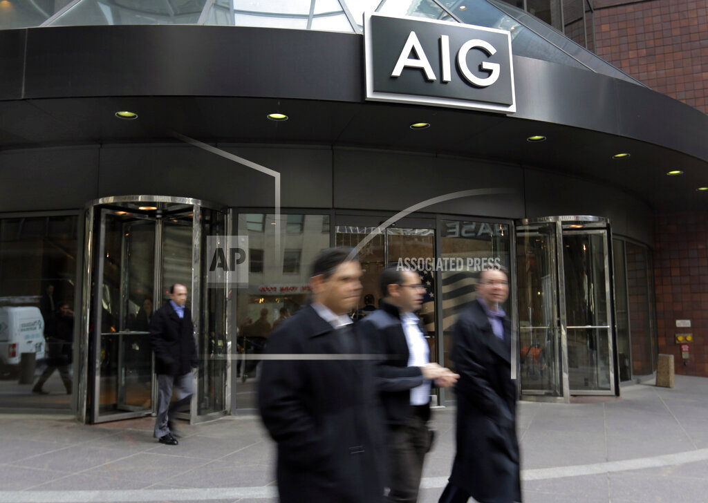 AIG Lawsuit