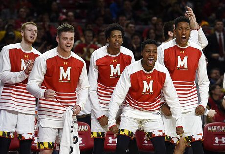 Indiana Maryland Basketball