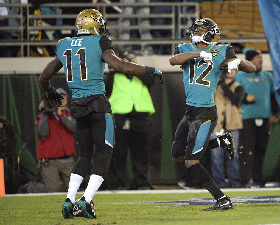 Marqise Lee, Dede Westbrook