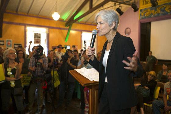 Jill Stein, Jill Stein Campaign