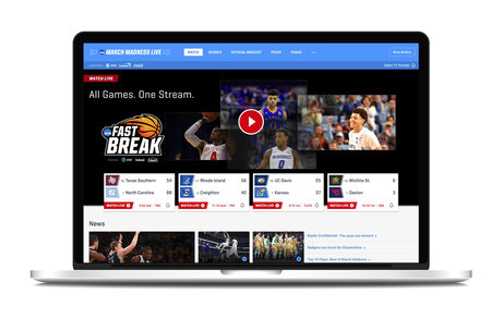 March Madness Online