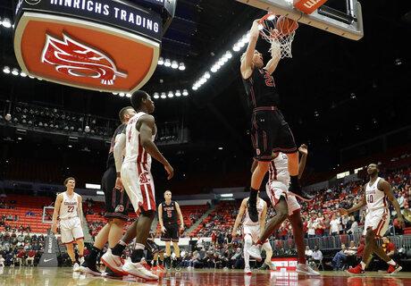 Utah Washington St Basketball