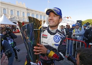 Monaco Monte Carlo Rally