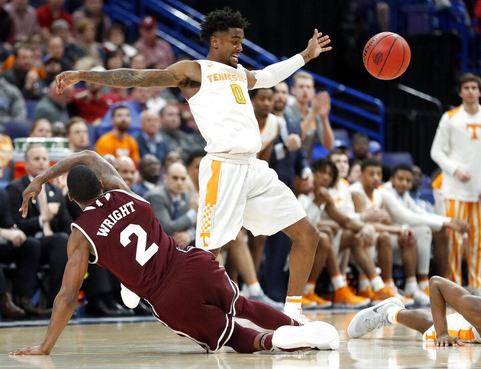SEC Mississippi St Tennessee Basketball