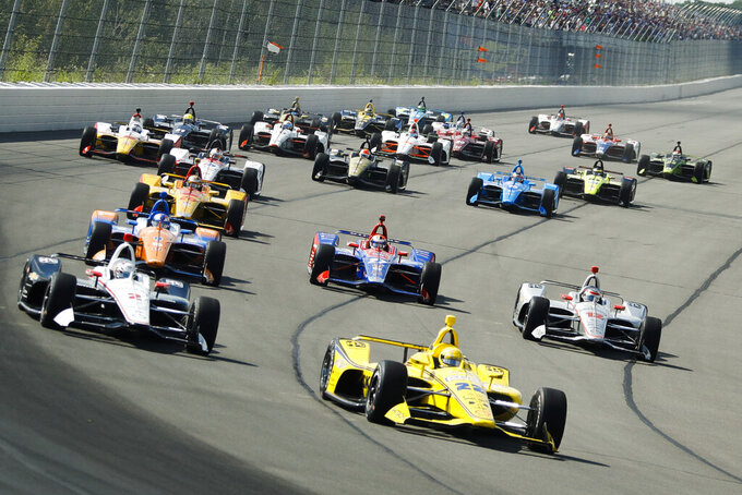 Column: IndyCar and Pocono must make tough marriage decision