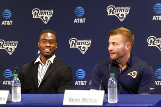 NFL Rams Cooks Football