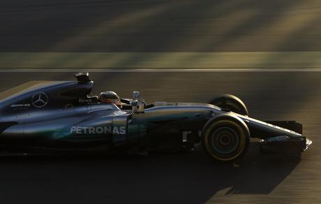APTOPIX Spain F1 Preseason Testing