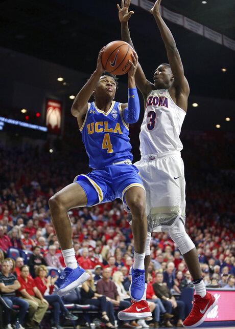 UCLA Arizona Basketball