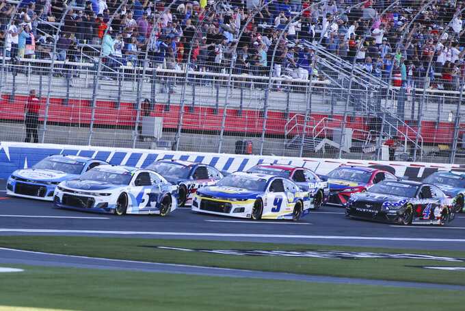 Charlotte brings normal to NASCAR Cup Series going forward