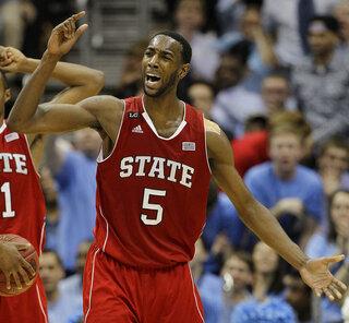 ACC North Carolina St North Carolina Basketball