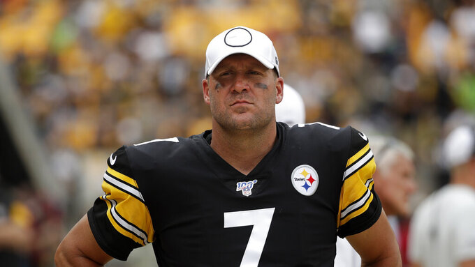 Woe and 2? Roethlisberger's injury clouds Steelers' future
