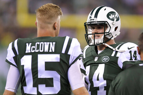 Jets McCown The Mentor Football