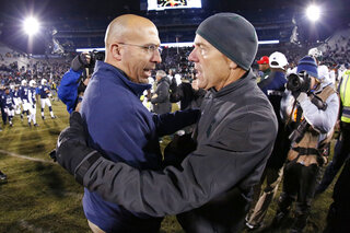 James Franklin, Mark Dantonio
