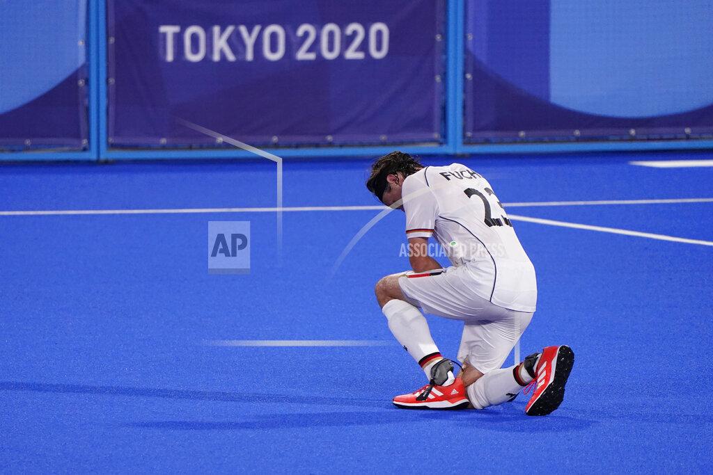 Tokyo Olympics Hockey