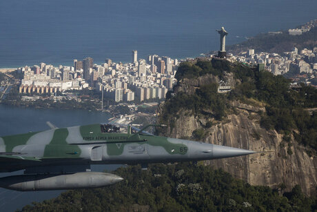 Brazil OLY Air Force Presentation