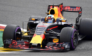 APTOPIX Belgium F1 GP Auto Racing