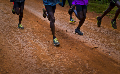 Kenya Runners Training Camp