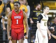 SMU Wichita St Basketball