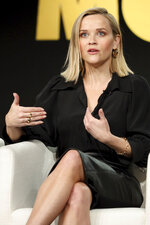 Reese Witherspoon speaks at