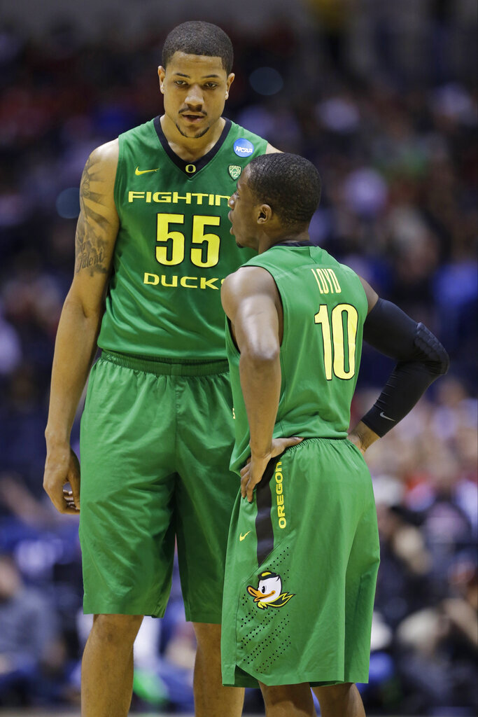 Tony Woods, Johnathan Loyd