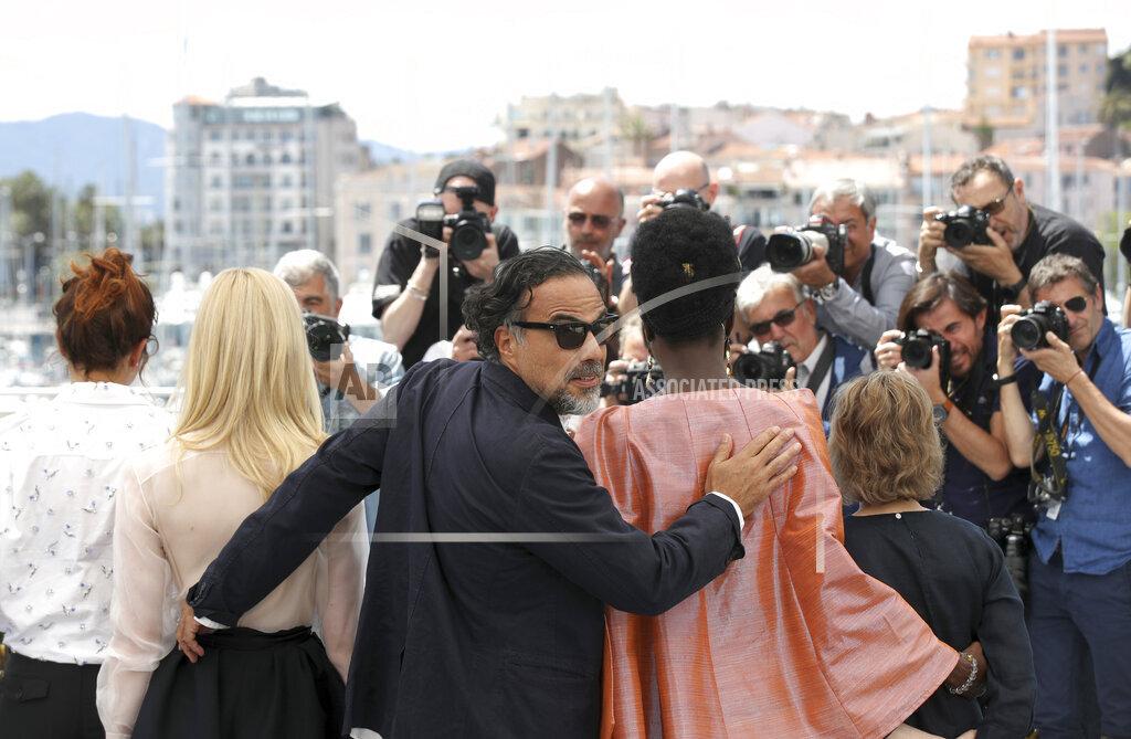 France Cannes 2019 Jury Photo Call