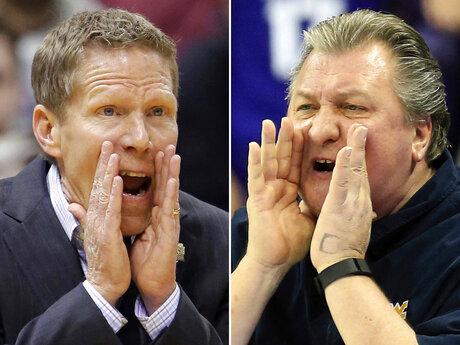 NCAA West Virginia Gonzaga Basketball
