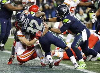 Chiefs Seahawks Football