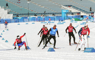 Pyeongchang Olympics Cross Country