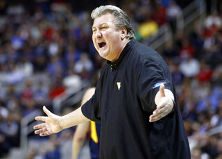 West Virginia-Huggins Contract Basketball