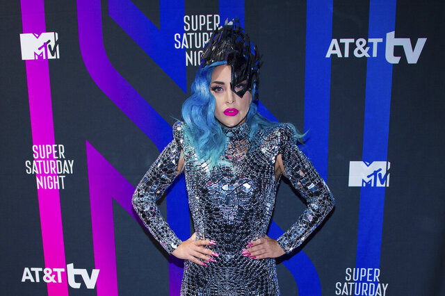 Lady Gaga attends the AT&T TV Super Saturday Night at Meridian on Island Gardens in Miami on Saturday, Feb. 1, 2020, in Miami , Fla. (Photo by Scott Roth/Invision/AP)