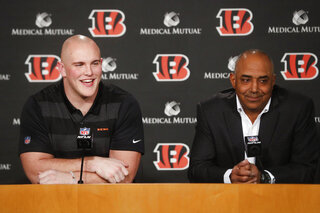 Billy Price, Marvin Lewis