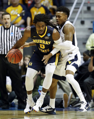 NCAA Murray St West Virginia Basketball