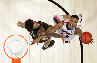 NCAA Florida St Gonzaga Basketball