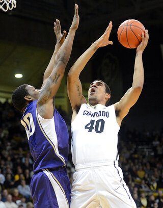 Colorado Washington NCAA Men's Basketball
