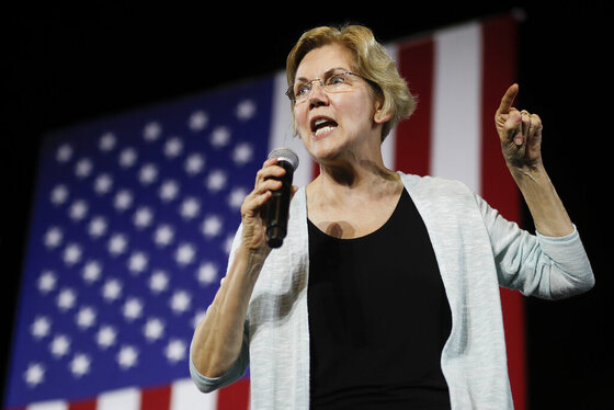 Election 2020 Warren