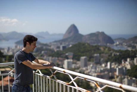 Brazil Fleeing Foreigners