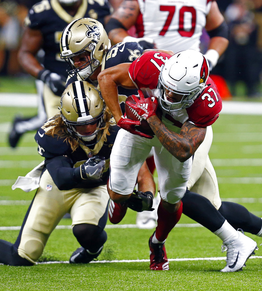 Cardinals Saints Football
