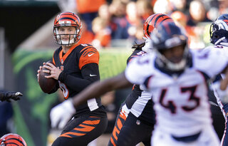 Bengals Driskel's Second Chance Football