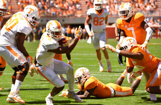 Tennessee Spring Football