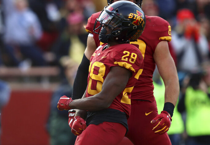Cyclones set for season-defining stretch vs. Sooners, Texas