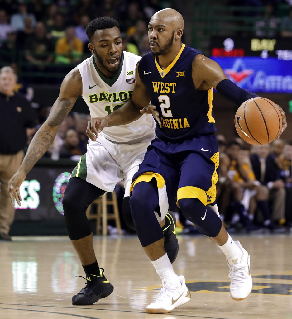 Tyson Jolly, Jevon Carter