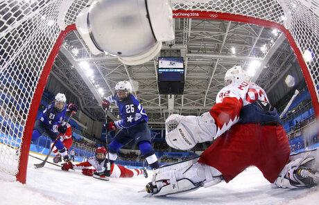 Pyeongchang Olympics Scoring Woes Ice Hockey Women