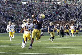 Pittsburgh Notre Dame Football