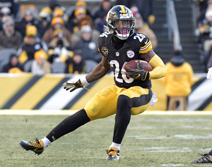AP source: Jets agree to sign RB Le'Veon Bell