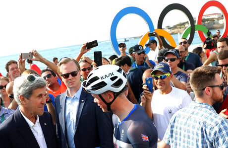 Rio Olympics Cycling Men