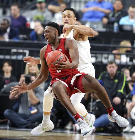P12 Washington St Oregon Basketball