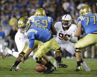 Stanford UCLA Football
