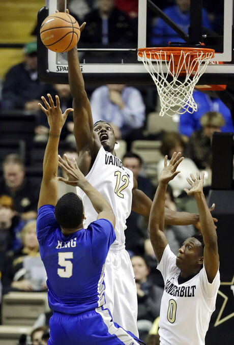 Djery Baptiste, Nick King