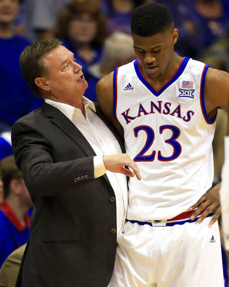 Bill Self, Billy Preston