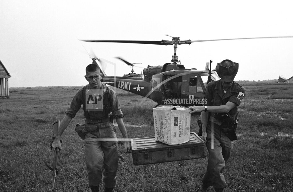 Watchf AP I   VNM APHS375391 Vietnam War